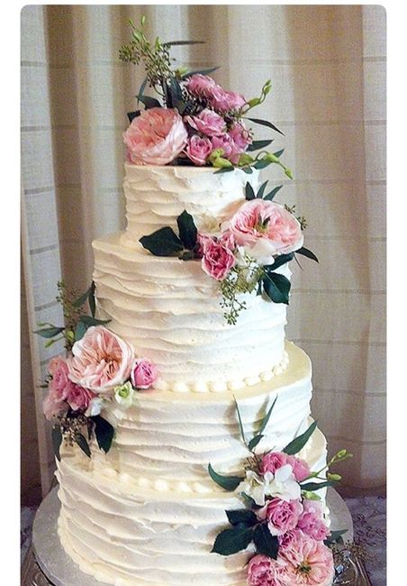 Naked cake o crostata di frutta? - Ricevimento di nozze