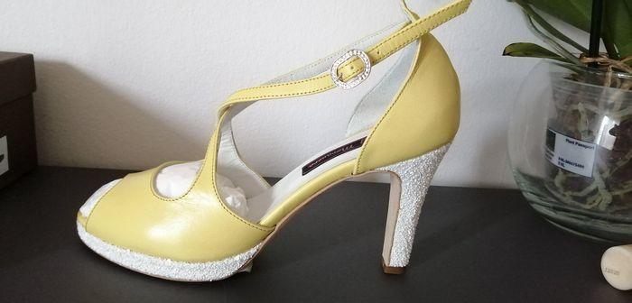 Colore scarpe da sposa 3