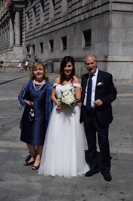 Sposi che sono convolati a nozze durante il Covid-19: lasciate qui i vostri consigli! 👇 25
