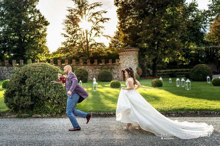 Qual è la foto più bella del vostro matrimonio? 1