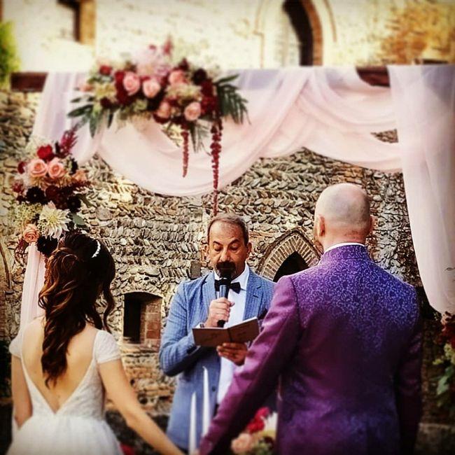 Chi celebrerà le vostre nozze? 1