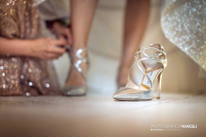 abbinamento abito / scarpe / unghie 6