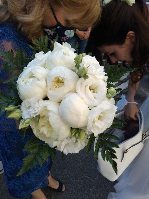 Bouquet monofloreale: solo rose o solo peonie?😍 1