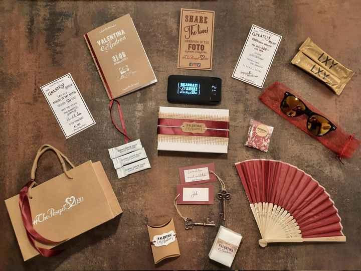Fazzoletti wedding bag - 1