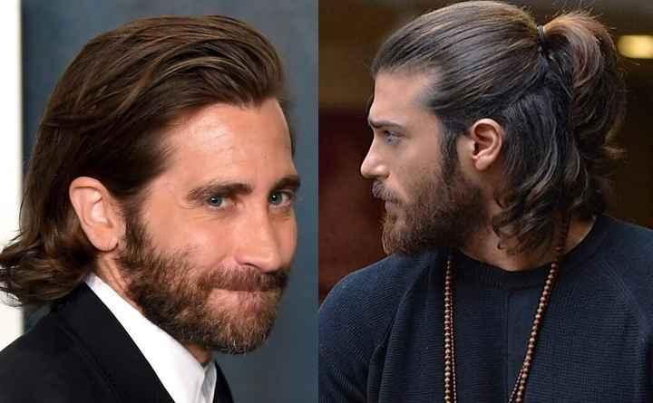 Acconciature sposo con capelli lunghi - 5