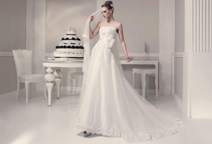 Collezione 2015 Toi spose