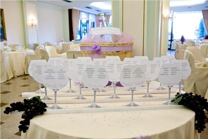 Partecipazioni Matrimonio Natalizio : Idee tableau troppo carine organizzazione matrimonio