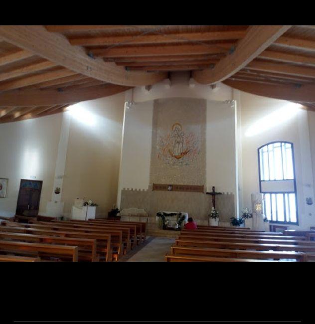 Sono curiosa di vedere le vostre chiese 9
