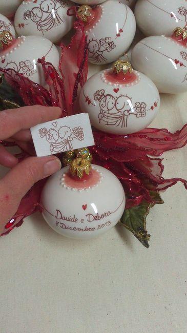 Bomboniere Matrimonio Natalizio : Bomboniere natalizie campania forum matrimonio