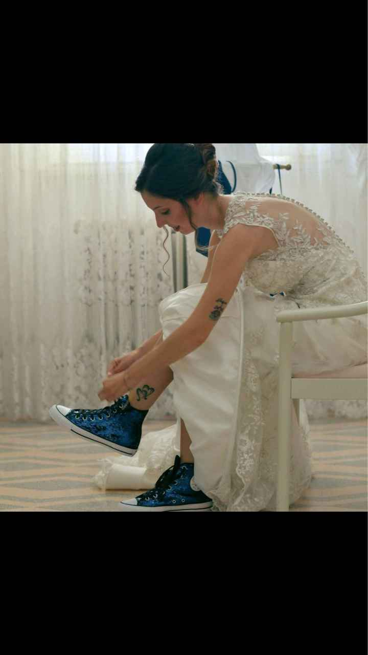 Sposarsi in sneakers? Si o no? - 1