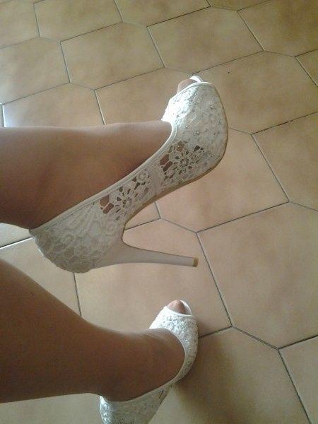 Dopo tanta fatica ecco le mie scarpe - 1