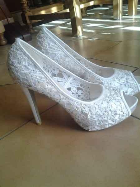 Dopo tanta fatica ecco le mie scarpe - 2