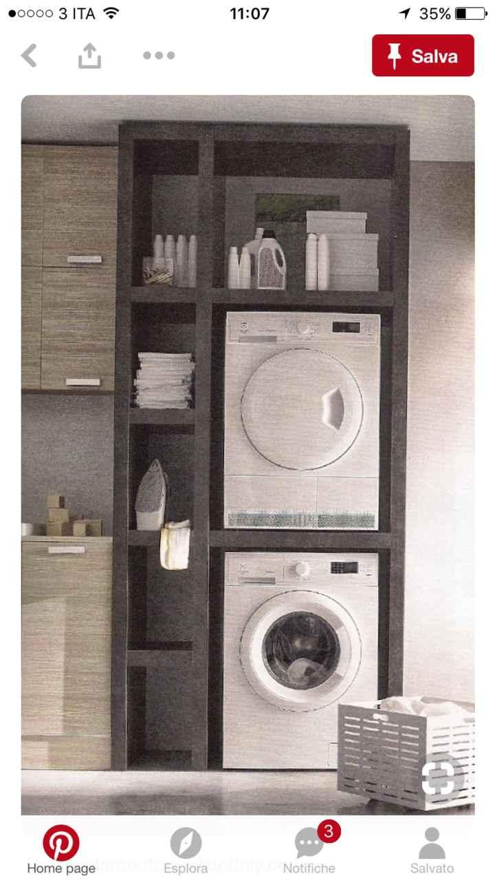 Come organizzare lavanderia piccola? - 1