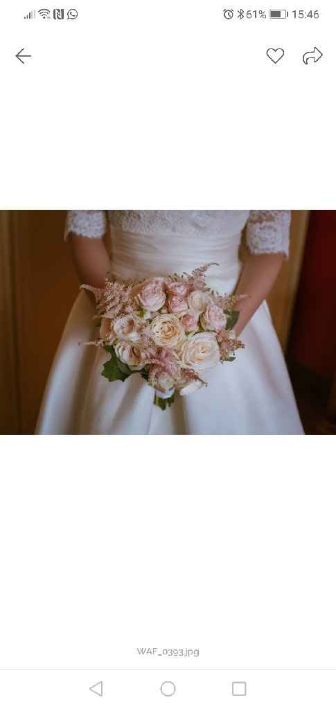 bouquet sposa colori e fiori - 1