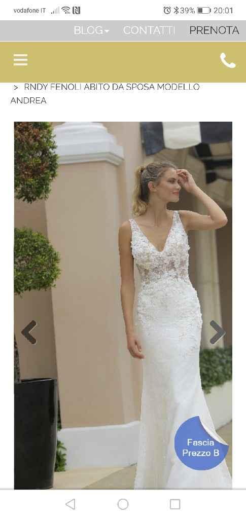 L'abito da sposa che porta il tuo nome - 2
