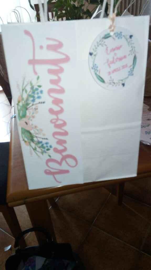 Ecco le wedding bag - 1