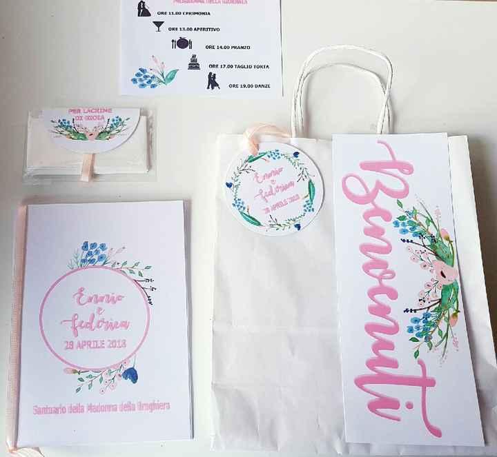 Ecco le wedding bag - 2