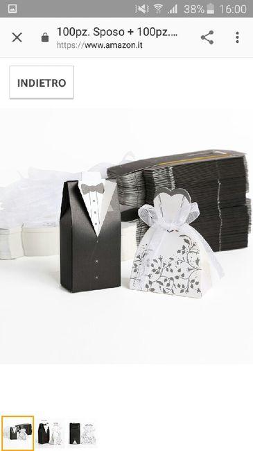 Come fare i sacchetti porta confetti fai da te? - 1