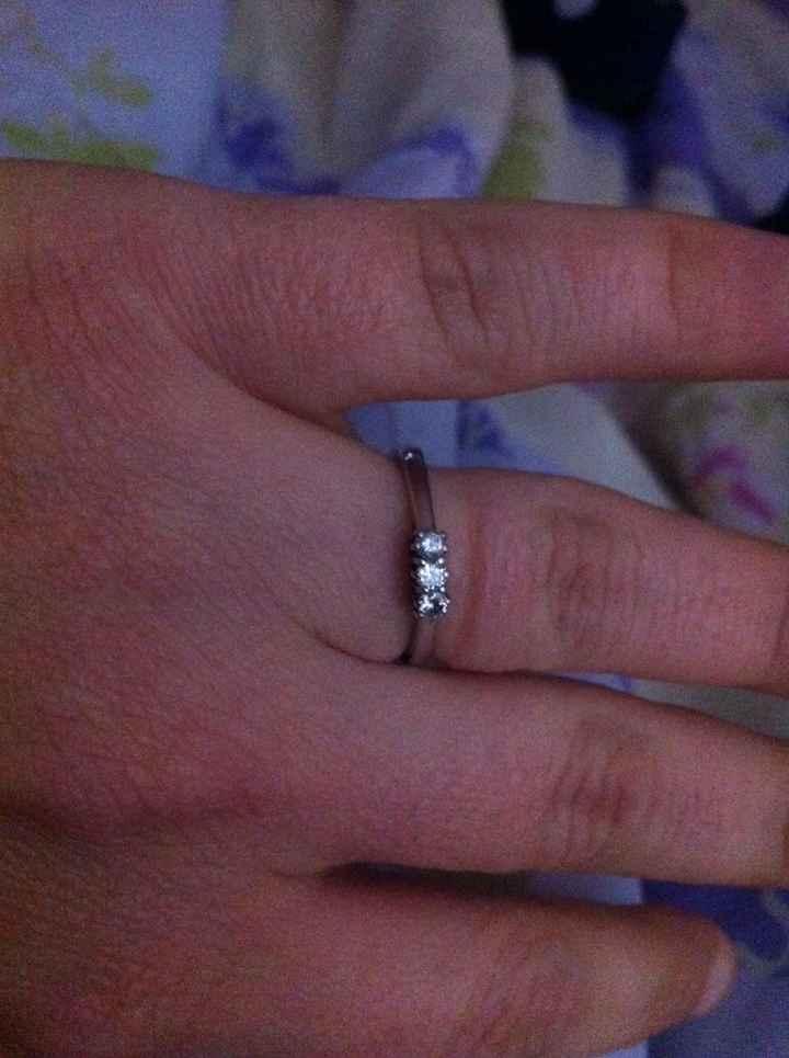 Il matrimonio in base alla tua personalità: l'anello di fidanzamento! - 1