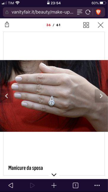 Consigli unghie matrimonio💅 - 1