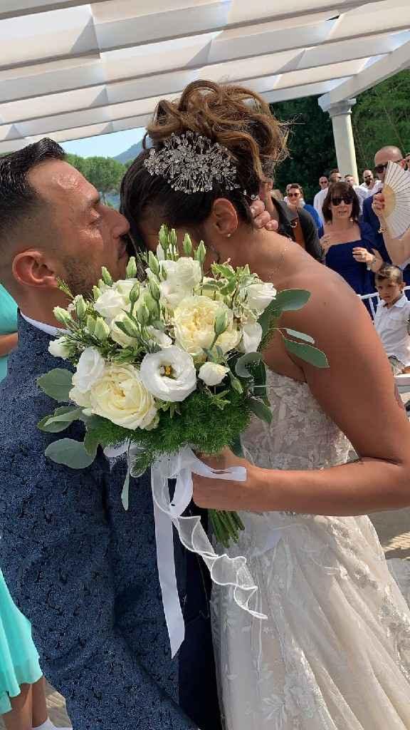 Bouquet sposa - 1