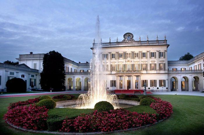 a679a7bd85ae Ciao sposine! chi farà il ricevimento in questa bellissima villa  Quante  siamo  la location