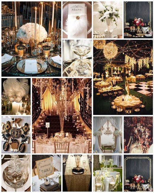 Matrimonio Tema Grande Gatsby : Tema matrimonio che fare sbizzarriamoci pagina