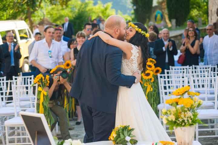 Abito da sposa per rito civile - 2