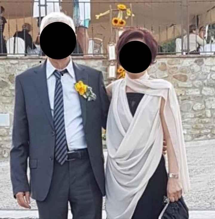 Vestito mamma sposa: mi fate vedere le foto delle vostre mamme? - 1