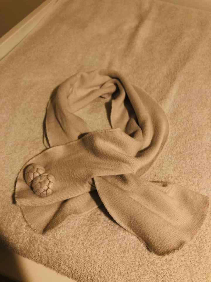 Scaldacollo o sciarpa? - 1