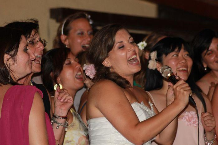 Sorpresa per lo sposo