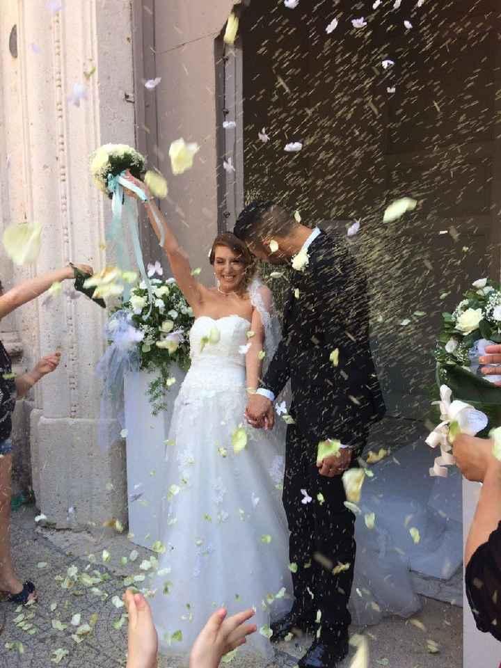 Finalmente marito e moglie 😍 - 3