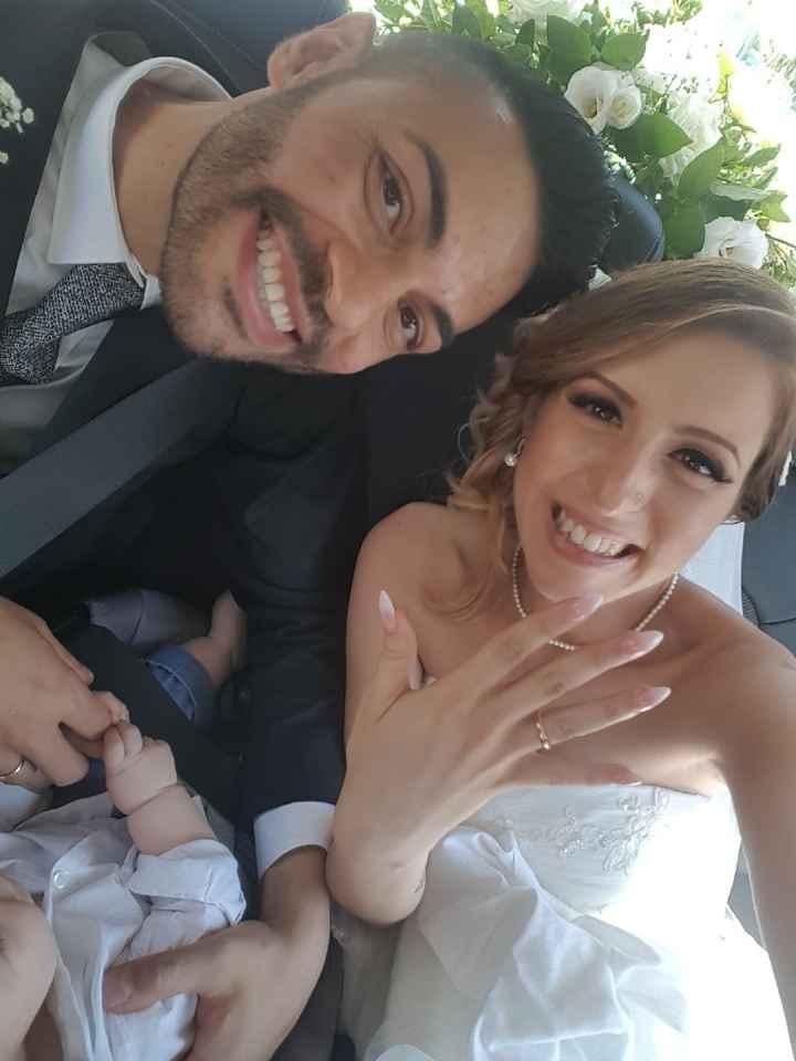 Finalmente marito e moglie 😍 - 7