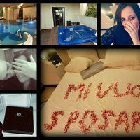 La proposta e il mio anello....