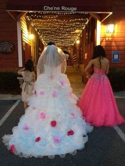 Abiti da sposa brutti🤣🤣🤣 - 3