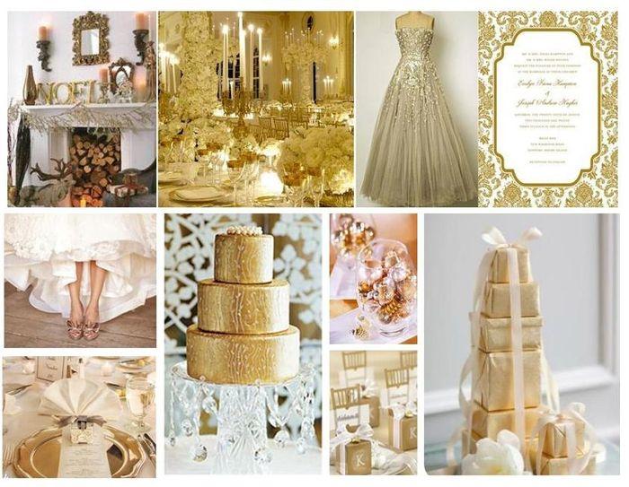 Matrimonio Tema E Colore : Tema colore oro organizzazione matrimonio forum