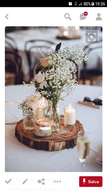 Centrotavola Matrimonio Rustico : Aiuto centrotavola fai da te forum matrimonio