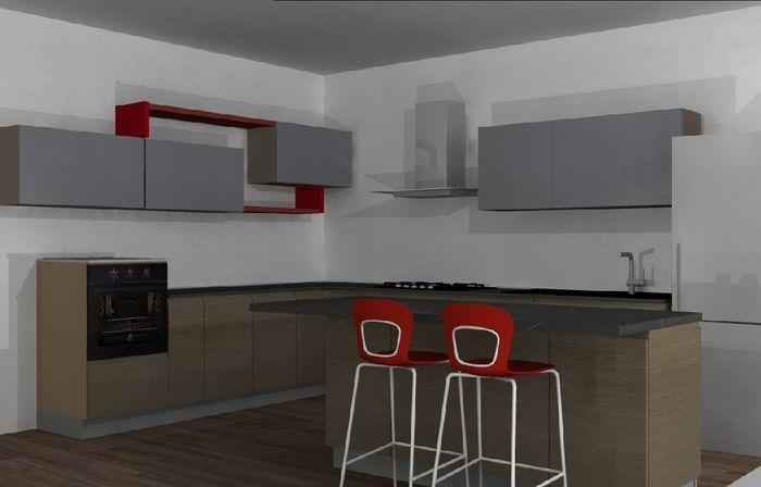 Aiuto progetto cucina 3