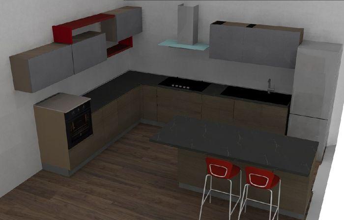 Aiuto progetto cucina 4