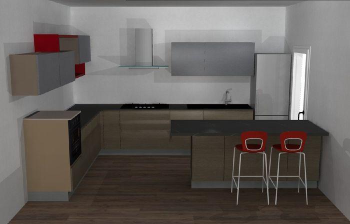 Aiuto progetto cucina 5