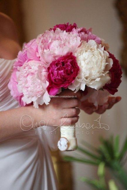 Bouquet Sposa Peonie E Ortensie.Peonie E Ortensie Organizzazione Matrimonio Forum