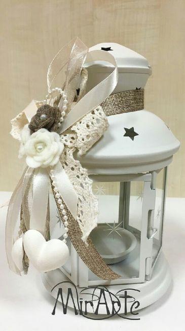Bomboniere Matrimonio Periodo Natalizio : Bomboniere lanterne fai da te forum matrimonio