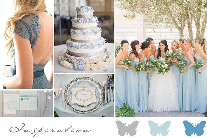 Matrimonio In Azzurro Polvere : Vi piace l azzuro polvere pagina organizzazione