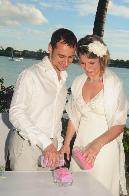 Matrimonio Simbolico Rito Della Sabbia : Rito della sabbia foto cerimonia nuziale