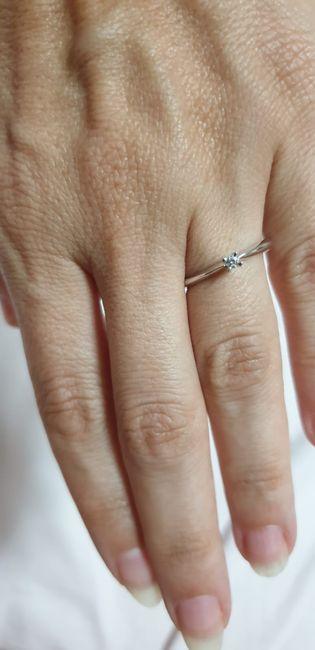 Parlaci del tuo anello di fidanzamento e scarica il regalo 13