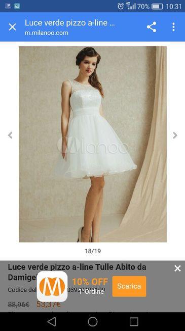 8a6f6d8f80c8 Abiti da damigella online cercasi!!! - Moda nozze - Forum Matrimonio.com