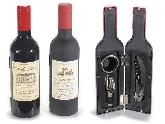 Segna posto/mini cadeaux tema vino 3