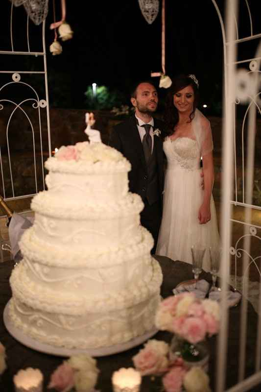 Borgo della Merluzza- taglio della torta