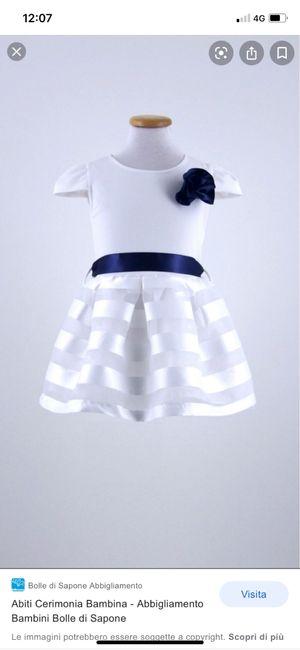 Consigli per il vestito per mia figlia damigella 4
