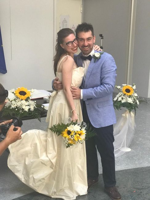 Abito matrimonio civile 2
